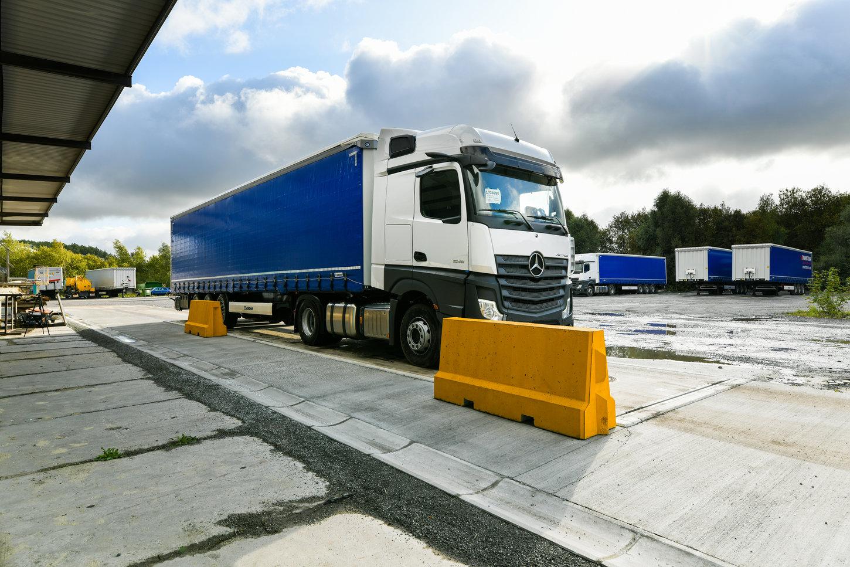 Balances pour camions