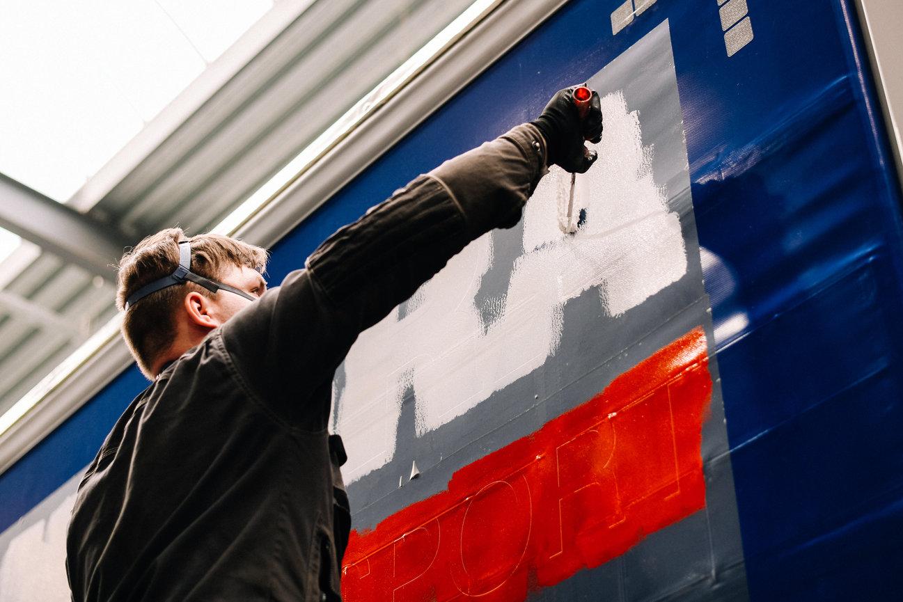 Подготовка к эксплуатации новых транспортных средств